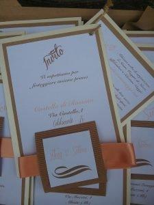 partecipazione nozze graceevent world
