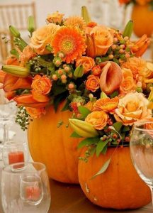 wedding autumn ideas