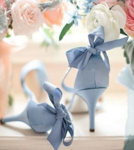 Coloured Is The New White Wedding Shoes Trend 2018 Graceevent World