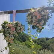 flower wedding design