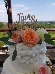 taglio torta wedding