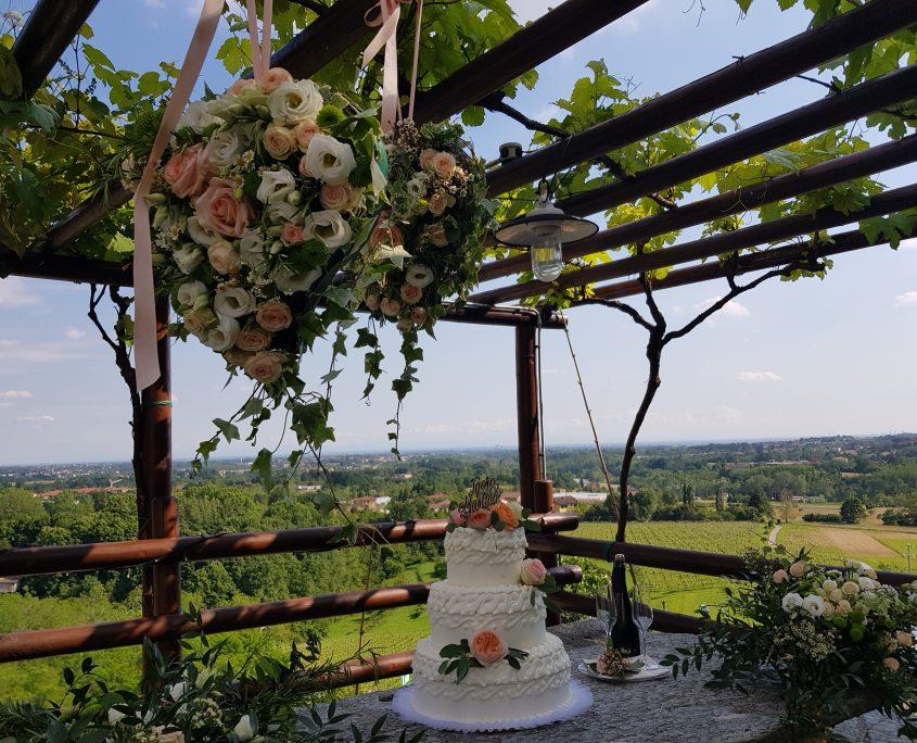 wedding cake graceevent