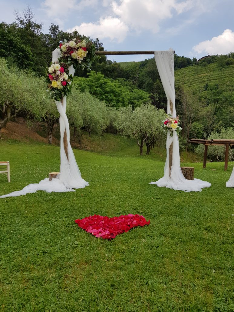 cerimonia civile wedding design