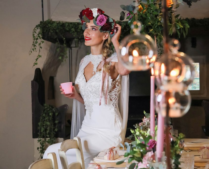 wedding boho chic
