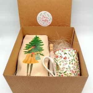 eco box con mug nataliazia e eco bag