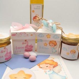 Linea Honey - bomboniere e accessori dedicati alla famiglia